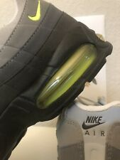 competitive price 40db0 3ab3b item 5 Nike Air Max 95 OG 2003 HOA Retro Cool Gray Neon Volt Yellow Black  Size 10.5 -Nike Air Max 95 OG 2003 HOA Retro Cool Gray Neon Volt Yellow Black  Size ...