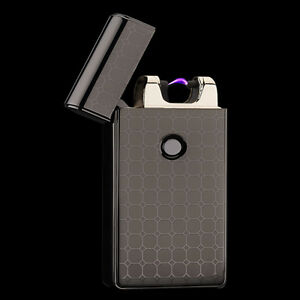 Image Is Loading Rechargeable Electrical Spark Cigarette Lighter Electric Electronic Tesla