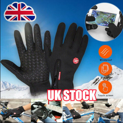 Thermala Premium Thermal Windproof Gloves Y8 Unisex