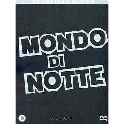 Mondo Di Notte (CE Limitata E Numerata) (3 Dvd)