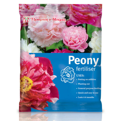 Peony Fertiliser High Quality Granules Constant Controlled Supply 100g Pack T/&M
