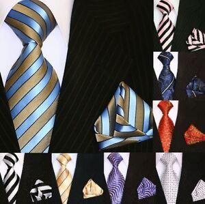 Binder-de-Luxe-Krawatten-mit-Einstecktuch-Krawatten-Set-Tie-Hanky-5002
