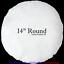 "Round Cushion Pad Inner Circular Pillows Filler Floor Insert Chair Seat 11/""-22/"""