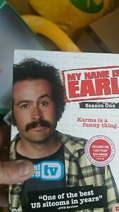My-Name-Is-Earl-Series-1-Complete-DVD-2006-4-Disc-Set