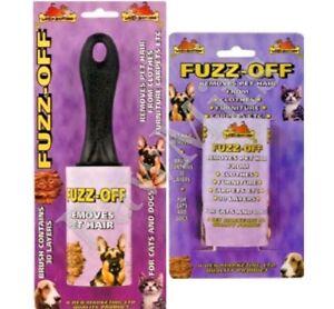 Fuzz-Off-Pet Hair Remover 30 Couche Recharge chien chat DM paresseux Supprimer Brosse-afficher le titre d`origine p0lJIYvw-07204142-818535601