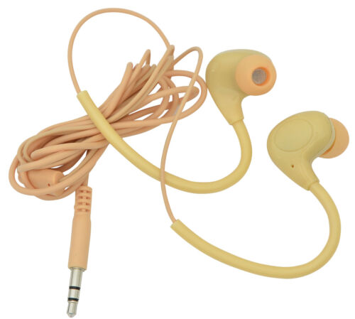 PROFESSIONAL STAGE MONITOR DUAL DRIVE IN-EAR MONITOR EARPHONES IN EAR HEADPHONES