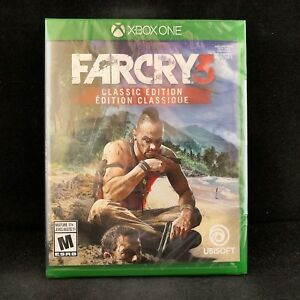 Far Cry 3 Classic Edition Xbox One Brand New Region Free Ebay