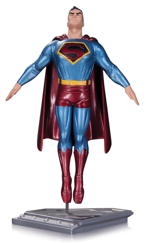 Superman The Man Of Steel statuette Darwyn Cooke - DC Collectibles - 22 cm