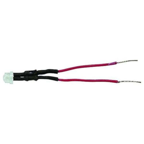 LED Beleuchtungseinsatz weiß 230V mit  Anschlussdrähten