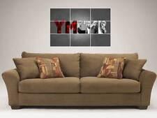 "YMCMB LARGE MOSAIC 35""X25"" WALL POSTER DRAKE LIL WAYNE"