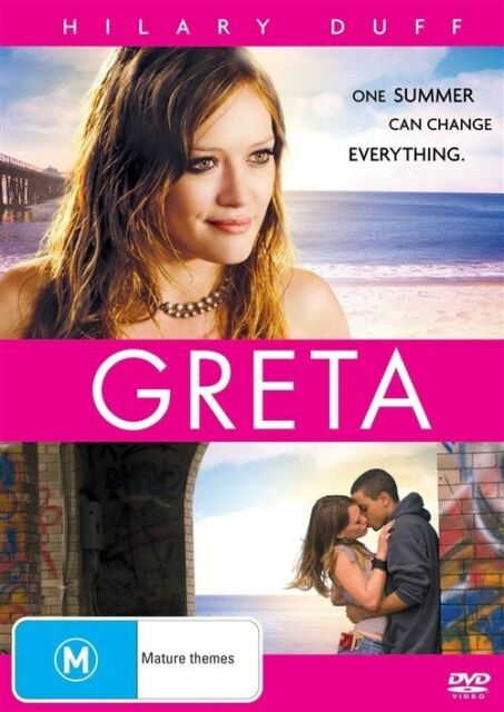 Greta (DVD, 2009) Hilary Duff - R4 Like New