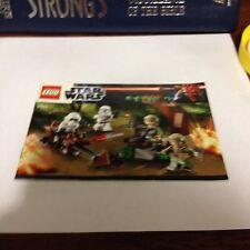 LEGO 9489 INSTRUCTION BOOKS