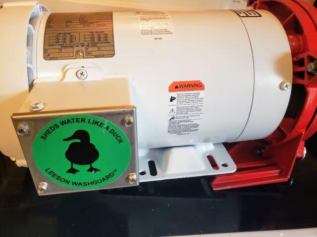 Armstrong S-25 Circulator Pump Plastic Impeller 2.75 Diameter # 812961-111