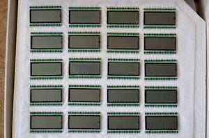 DE 113-RS-20/8,4/L LCD Display  7-segment NOS 98 PCS