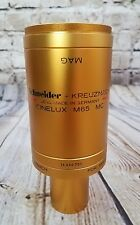 35MM Projection Lens Schneider Kreuznach Cinelux M65 MC Anamorphic 2/50MM-75MM
