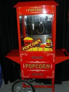 Machine pop corn 8 oz Québec Preview