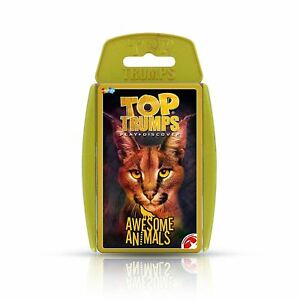 Awesome-Animals-Top-Trumps-Card-Game