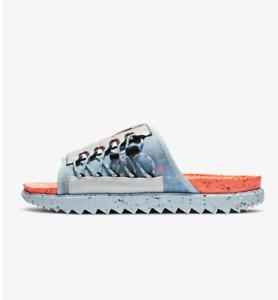 Nike-Asuna-diapositiva-se-034-total-Crim-034-Hombre-Zapatillas-Zapatillas-Limited-Stock-Todos-Los
