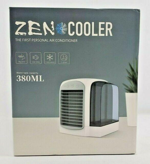 New Zen Cooler Personal Usb Air Conditioner Fan Model Wt