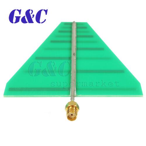 15W 5-6dB 1.35-9.5GHz UWB Ultra Wideband Logarithmic Period Antenna