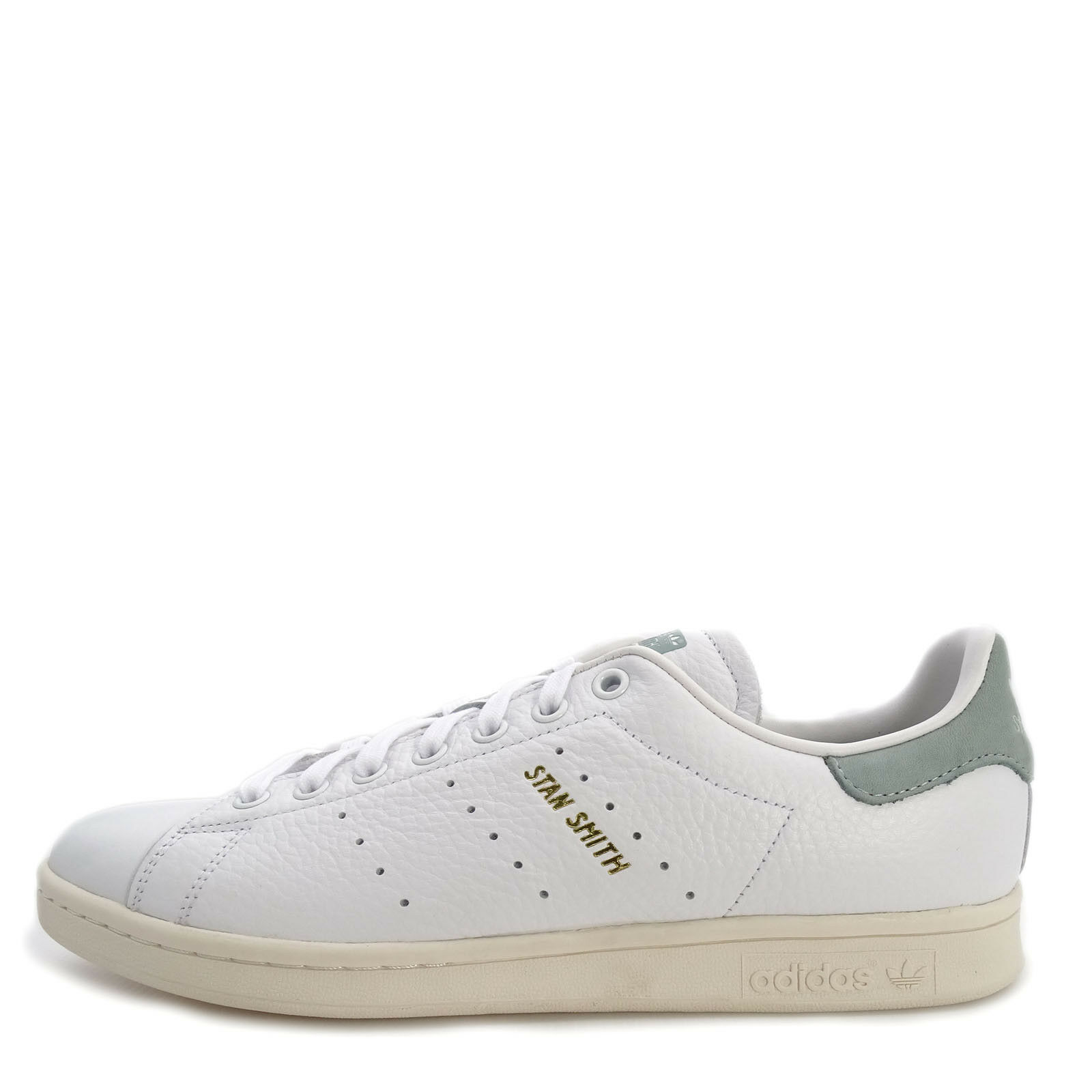 Adidas Originals Stan Smith Price reduction Men Casual Shoes White/White-Green