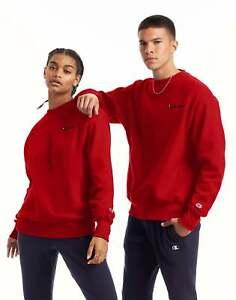 Champion-Life-Reverse-Weave-Crew-Sweatshirt-Vintage-Script-Logo-Men-Fleece-Heavy