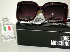 LOVE MOSCHINO ML 503 03 Donna Occhiale da Sole Made in ITALY Sunglasses