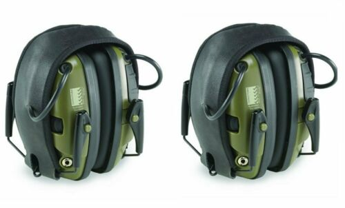 2-Pack #R-01526/_2 Impact Sport Electronic Hearing Protection Howard Leight