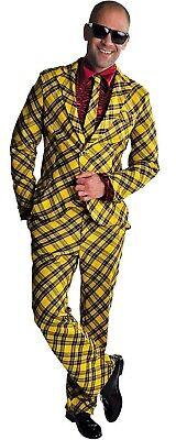 Foul Fashion Jackett Herrenkostüm NEU Herren Karneval Fasching Verkleidung Kos