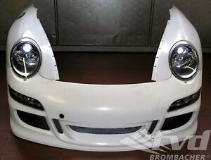 Porsche 986 Boxster / 996 to 997 Update Bumper Spoilers with