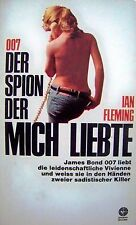 JAMES BOND + 007 + SPION DER MICH LIEBTE + IAN FLEMING + phoenix shocker + 1967