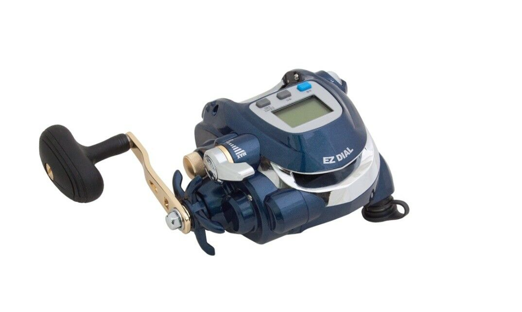 Banax Kaigen 7000CP Electric Reel Saltwater New Big Game Fishing Reels 66lb Drag