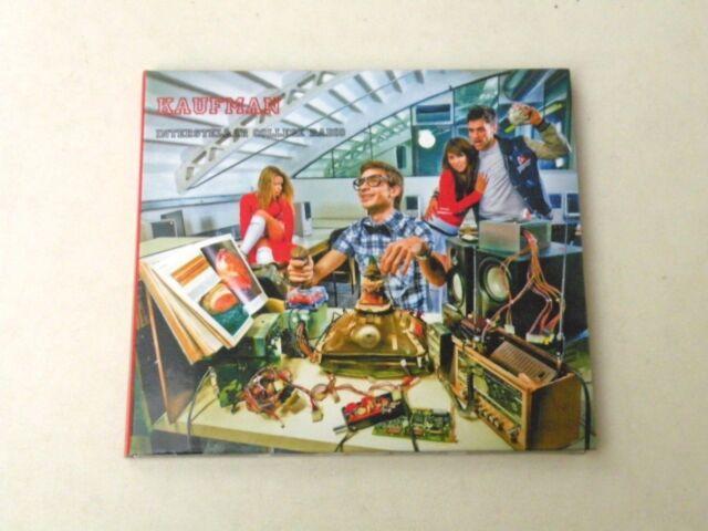 KAUFMAN - INTERSTELLAR COLLEGE RADIO - CD DIGIPACK