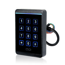 Waterproof Touch Keypad RFID Card Reader for Door Access Control ID Reader New