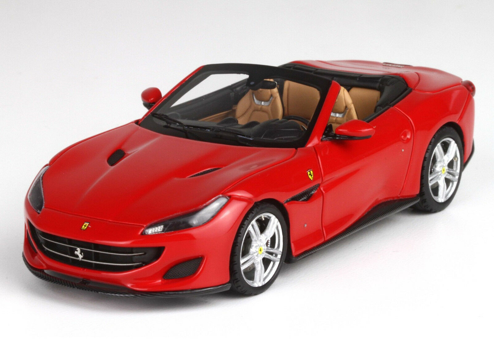 Entrega gratuita y rápida disponible. Ferrari Ferrari Ferrari Portofino Spider versión BBR limitado a 159 unidades 1 43 nuevo embalaje original  auténtico