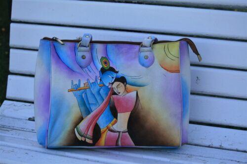 en ᄄᄂ femme Sac de main voyage designer cuir Krishna avec pour sac de ᄄᄂ Unitkat Sac main Rj34L5qA