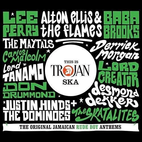 Various Artists - This Is Trojan Ska / Various [New CD] UK - Import