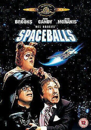 Spaceballs DVD Nuovo DVD (19813DVD)