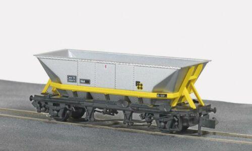 Peco NR-302 N Gauge Sector HAA Hopper Wagon-Yellow Cradle New Old Stock