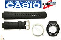 Casio G-300 G-shock Original Black Band & Bezel (outer & Inner Bezel) Combo Kit