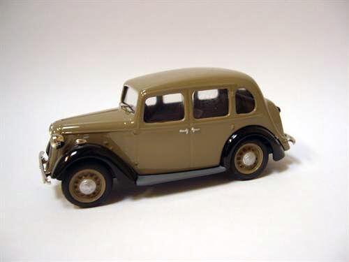 Colección De Modelo Somerville construido Austin 10 Cambridge maletero 1936