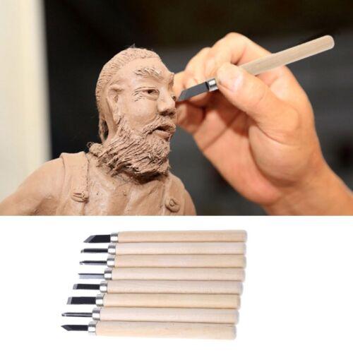 3//4//5//8 Pcs Woodcut DIY Tools Set For Wood Carving Hand Cutter Chisels