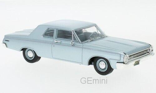 NEO 47220 - Dodge 330 Sedan Blau clair métallisé - 1964   1 43