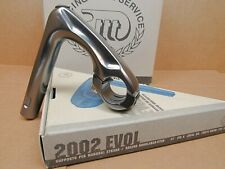 25.8//26.0 mm clamp x 120 mm NOS 3T Status Quill Stem w//Gray Finish ...Blemishes