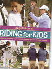Riding for Kids by Judy Richter (Paperback, 2004)