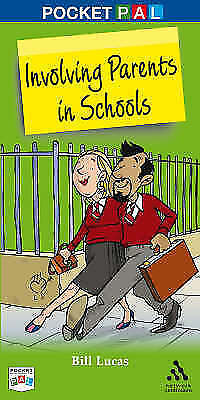 1 of 1 - Pocket PAL: Involving Parents in Schools-ExLibrary