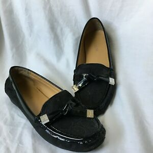 Shoes Size 5.5 Black Loafers | eBay