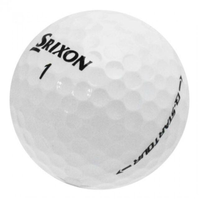 48 Srixon Q Star Tour Used Golf Balls AAA