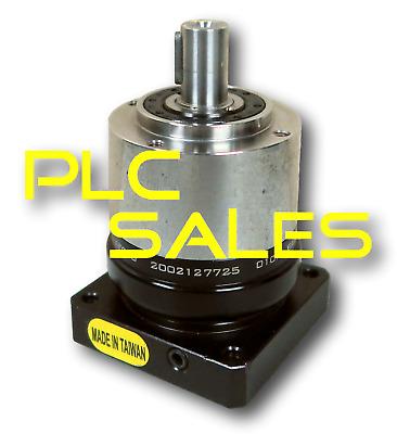 APEX  Planetary Gear Box USED AE090 10:1 for 1HP AC Servo motor RED-I-637=8C42