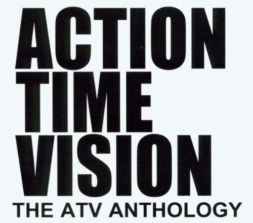 Action Time Vision - The ATV Anthology - rares 2 CD Album